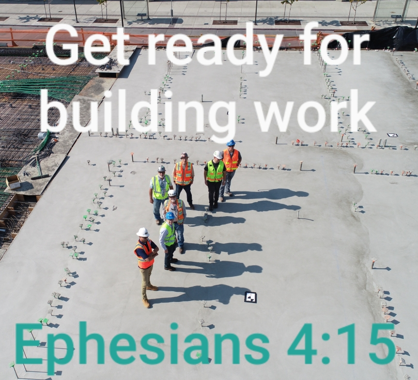 Get ready for your ministryjob!