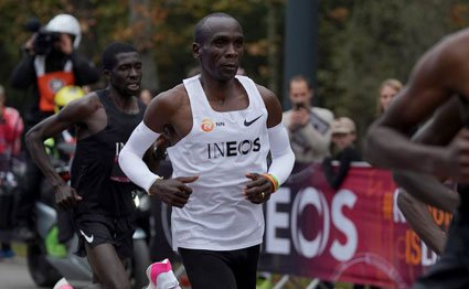 Running the race withJesus